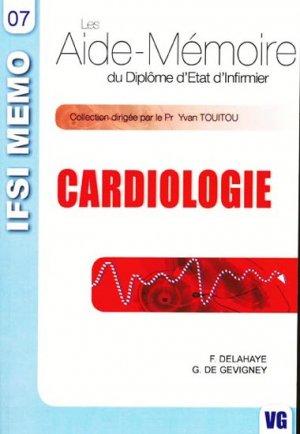 Cardiologie - vernazobres grego - 9782841367887 -