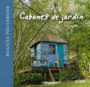 Cabanes de jardin - ulmer - 9782841387274 -