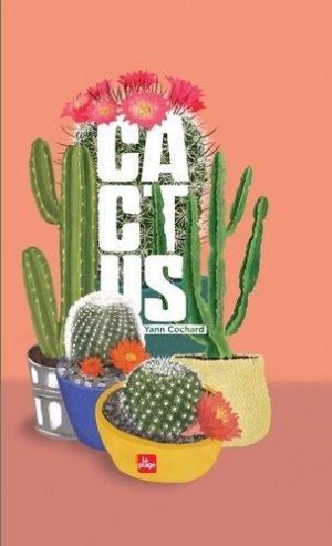 Cactus - La Plage - 9782842216504 -