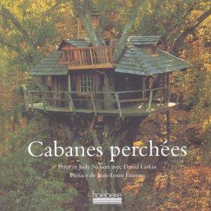 Cabanes perchées - hoebeke - 9782842301439 -
