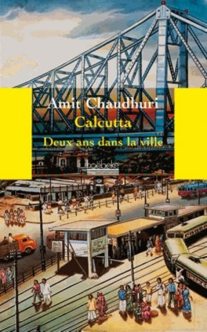 Calcutta, deux ans dans la ville - hoebeke - 9782842304980 -