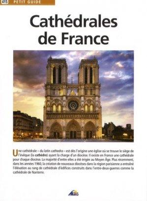 Cathédrales de France - aedis - 9782842598761 -