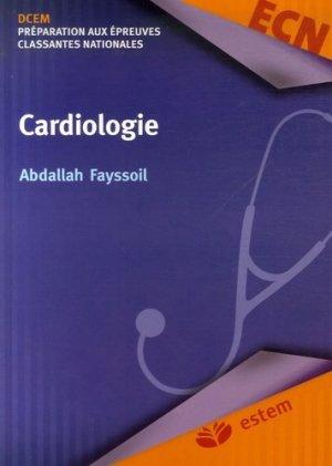 Cardiologie - estem - 9782843713798 -