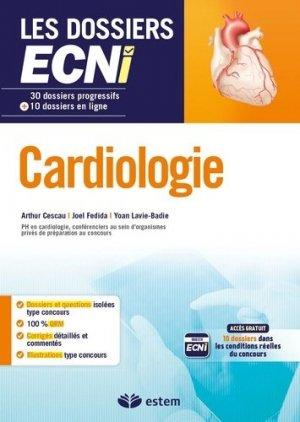 Cardiologie - estem - 9782843718205 -