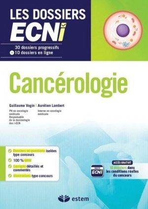 Cancérologie - estem - 9782843718236 -