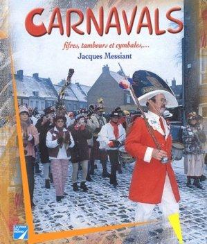 Carnavals - La Voix du Nord - 9782843930485 - https://fr.calameo.com/read/000015856c4be971dc1b8