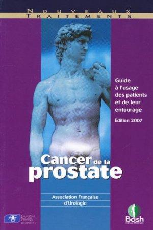 Cancer de la prostate - bash - 9782845040557