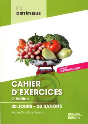 Cahier d'exercices - med-line - 9782846781701 -