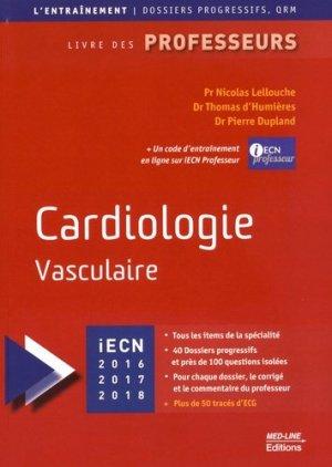 Cardiologie - Vasculaire - med-line - 9782846781787 -