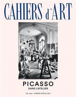 Cahiers d'art N° 3 : Picasso dans son atelier - Cahiers D'art - 9782851171849 -