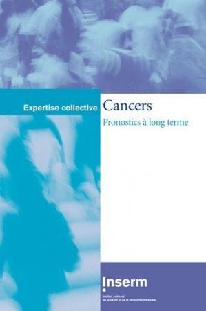 Cancers Pronostics à long terme - inserm - 9782855988481 -