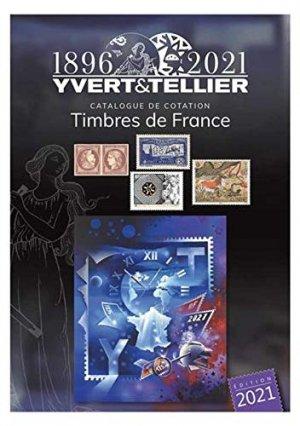 Catalogue de timbres-poste - Yvert and Tellier - 9782868142962 -