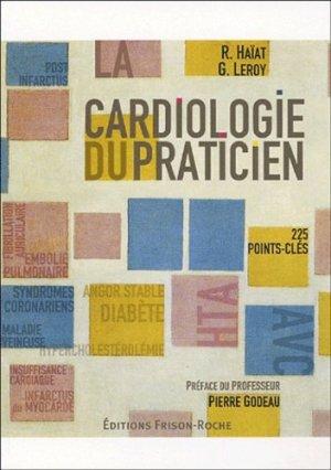 Cardiologie du praticien - frison roche - 9782876714663 -