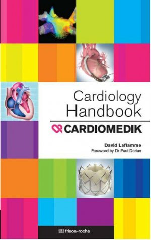 Cardiology Handbook ? Cardiomedik - frison roche - 9782876715851 -