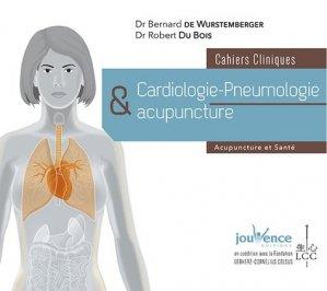 Cardiologie-pneumologie et acupuncture - jouvence - 9782889118434 -
