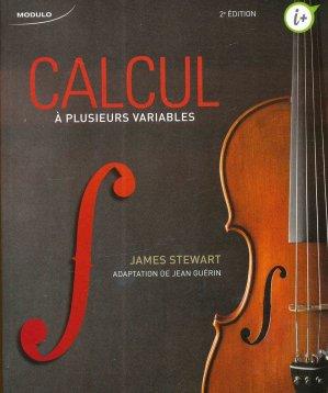 Calcul a plusieurs variables - puf - presses universitaires de france - 9782897320515 -