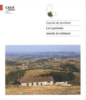 Carnet de territoire - CAUE du Rhône - 9782912533289 -