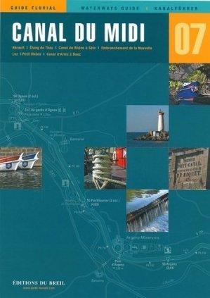 Canal du Midi. Edition français-anglais-allemand - du breil - 9782913120617 -