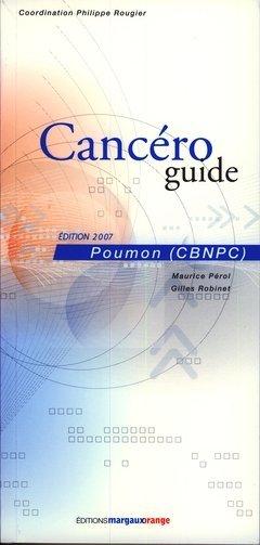 Cancéroguide Poumon (CBNPC) - Margaux Orange - 9782914206327 -