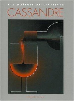 Cassandre - Bibliothèque de l'Image - 9782914661805 -