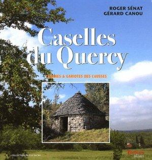 Caselles du Quercy - tertium - 9782916132419 -