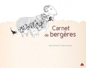 Carnet de bergères - Editions Le Pas d'oiseau - 9782917971888 -