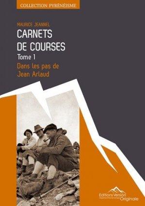 Carnets de courses - Tome 1 - version originale - 9782952829663 -