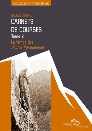 Carnets de courses - Tome 2 - version originale - 9782952829670 -