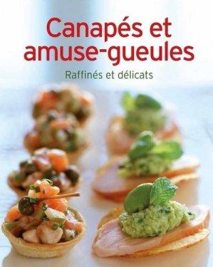Canapés et amuse-gueules - NGV - 9783625123323 -