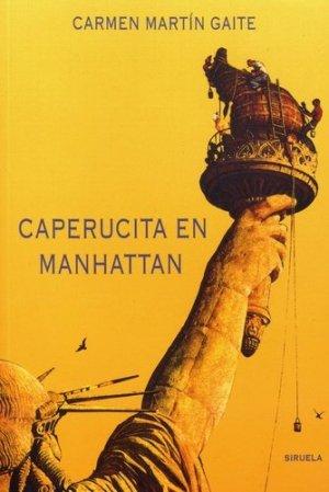 Caperucita en Manhattan - SIRUELA - 9788478442010 -