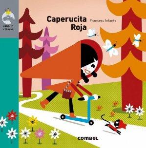 CAPERUCITA ROJA  - Combel - 9788491013778 -