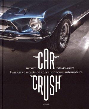 Car Crush - lannoo - 9789401447577 -