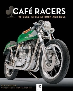 Café racers - etai - editions techniques pour l'automobile et l'industrie - 9791028300524 -