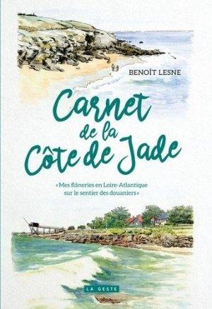 Carnet de la Côte de Jade - geste - 9791035304324 -