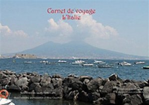Carnet de voyage : l'Italie - encre parfumee - 9791093245157 -