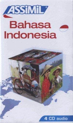 CD - L'Indonésien - Bahasa Indonesia - Débutants et Faux-débutants - assimil - 9782700517699 -