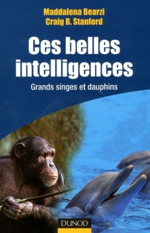 Ces belles intelligences - dunod - 9782100523962 -