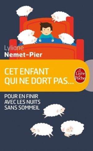 Cet enfant qui ne dort pas - le livre de poche - lgf librairie generale francaise - 9782253177081 -