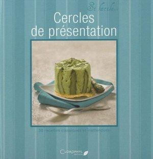 Cercles de présentation - Editions Clorophyl - 9782350862293 -