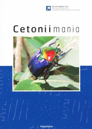 Cetoniimania, Volume 2 - magellanes - 9782353870837