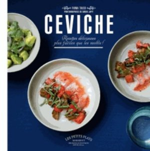 Ceviche - Marabout - 9782501096478 -
