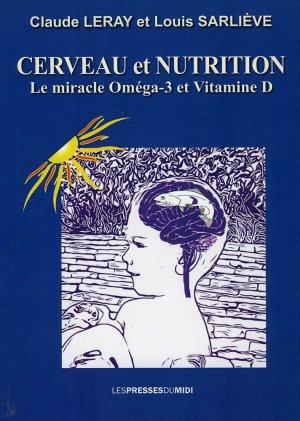 Cerveau et nutrition - presses universitaires du midi - 9782812711237 -