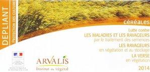 Céréales - Protection des cultures 2014 - arvalis - 9782817902104 -
