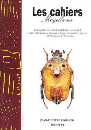Cetoniidae du Sabah (Malaisie orientale) et des Philippines, nouveau genre, nouvelles espèces - magellanes - 9782911545535