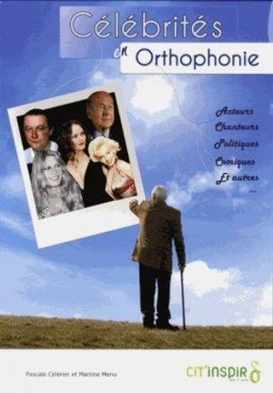 Célébrités en orthophonie - cit'inspir - 9782919675005 -
