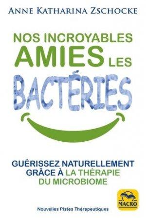 Ces bonnes bactéries pour notre sante - macro - 9788893194204