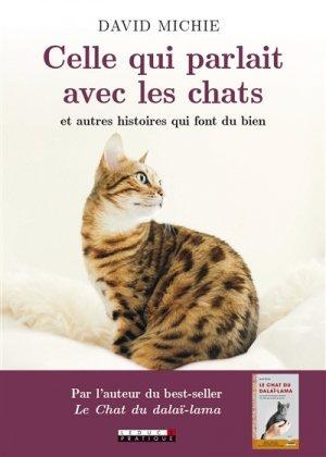 Celle qui parlait avec les chats - leduc - 9791028515546 -