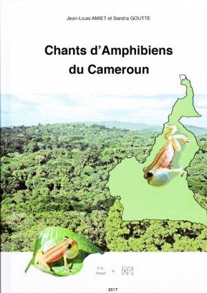 Chants d'Amphibiens du Cameroun - petit genie - 9782954950730 -