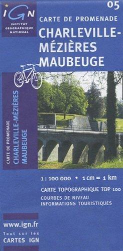 Charleville-Mézières - Maubeuge - ign - 3282111000538 -