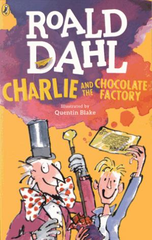 CHARLIE AND THE CHOCOLATE FACTORY  - PENGUIN - 9780141365374 -